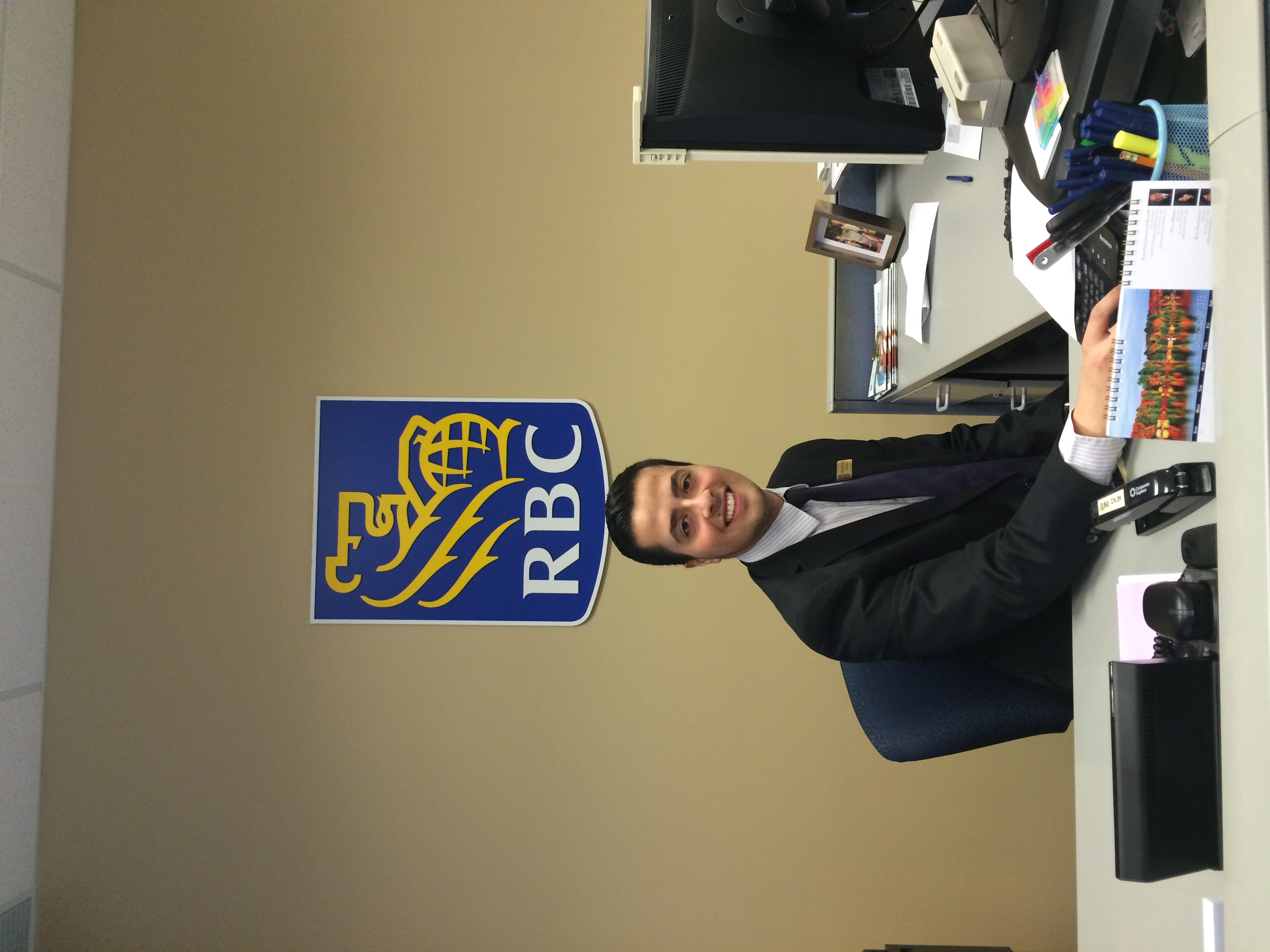 RBC Found a Man of Character in Andrew Moukled - Enactus Canada
